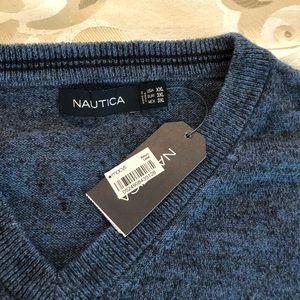 Nautica sweater men's